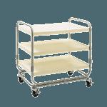 Delfield UC-3SS Utility Cart