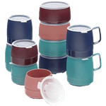 Dinex DX110561 Stackable Bowl