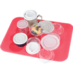 Dinex DX11830174 Clear-view® Classic Disposable Lid