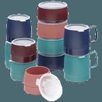 Dinex DX119761 Classic Stackable Mug
