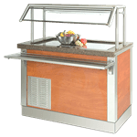 Dinex DXDFT4 DineXpress™ Frost Top Counter