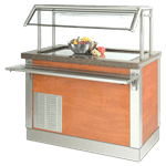 Dinex DXDFT5 DineXpress™ Frost Top Counter