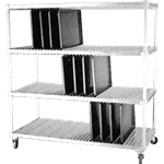 Dinex DXIDTDR3 Tray Drying Rack