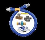Dormont Manufacturing 16100KIT24 Dormont Blue Hose™ Moveable Gas Connector Kit