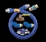 Dormont Manufacturing 16100KIT2S72 Dormont Blue Hose™ Moveable Gas Connector Kit