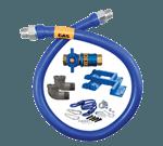 Dormont Manufacturing 16100KITCF48PS Dormont Blue Hose™ Moveable Gas Connector Kit