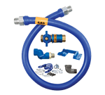 Dormont Manufacturing 16100KITCFS72PS Dormont Blue Hose™ Moveable Gas Connector Kit