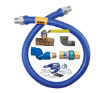 Dormont Manufacturing 16125KITS36 Dormont Blue Hose™ Moveable Gas Connector Kit
