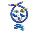 Dormont Manufacturing 1675KIT2S36PS Dormont Blue Hose™ Moveable Gas Connector Kit
