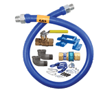 Dormont Manufacturing 1675KIT60PS Dormont Blue Hose™ Moveable Gas Connector Kit