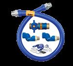 Dormont Manufacturing 1675KITCF2S24 Dormont Blue Hose™ Moveable Gas Connector Kit