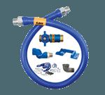 Dormont Manufacturing 1675KITCFS36PS Dormont Blue Hose™ Moveable Gas Connector Kit