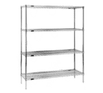 Eagle 1836VG74 Red-i-Pak Wire Shelving Unit