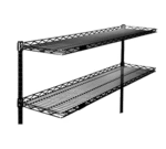 """Eagle CS1242-C Stand-Outs"""" Decorative Cantilever Wire Shelf"""