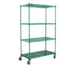 Eagle DS4-P74-2448E Starter Unit with Dunnage Shelf