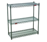 Eagle DWS2448V Double-Mat Wire Shelf