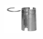 Eagle Group A208908 Aluminum Split Sleeves