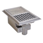 Eagle Group ASWTFT-1872-FGG Anti-Splash Cool Trough Water Tempering Systems