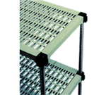 Eagle Group Eagle S4-63Z-L1860PM LIFESTOR Polymer Shelving