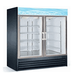 Falcon AGM-48 48'' Section Refrigerated Glass Door Merchandiser