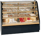 Federal Industries FCC-4 Chocolate & Confectionery Climate Non-Refrigerated Case