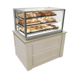 Federal Industries Federal Industries ITD6034 Italian Glass Non-Refrigerated Display Case