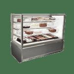 Federal Industries ITR4834-B18 Italian Glass Refrigerated Display Case