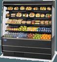 Federal Industries Federal Industries RSSM-678SC Specialty Display High Profile Self-Serve Refrigerated Merchandiser