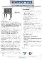 Bakers Pride GDCO-G1.SpecSheet.pdf