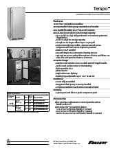 Follett LLC UCD100A30ADA-NF.SpecSheet.pdf