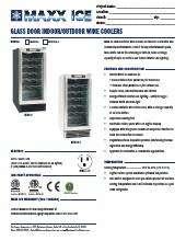 Maxximum MCWC28-O.SpecSheet.pdf
