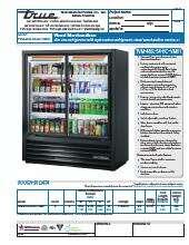 True Manufacturing Co., Inc. TVM-48SL-54-HC~VM01.SpecSheet.pdf