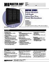 master-bilt-products-mbfgm73hb.SpecSheet.pdf