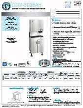 hoshizaki-dcm-300bah.SpecSheet.pdf