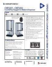 manitowoc-cnf0202a.SpecSheet.pdf