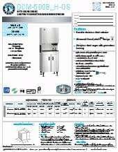 hoshizaki-dcm-500bwh-os.SpecSheet.pdf