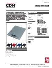 CDN SD1102-BK.SpecSheet.pdf