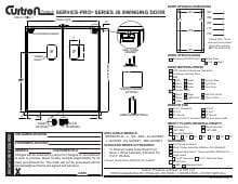 Curtron Products SPD-30-ABS-VCAM-DBL-4896.SpecSheet.pdf