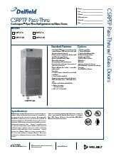 Delfield CSRPT1P-G.SpecSheet.pdf