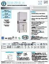Hoshizaki DCM-751BWH.SpecSheet.pdf