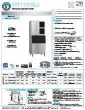 Hoshizaki KM-1100MRJ.SpecSheet.pdf