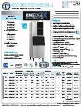Hoshizaki KM-350MWJ.SpecSheet.pdf