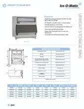 Ice-O-Matic B1600-60.SpecSheet.pdf