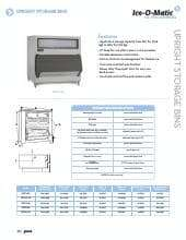 Ice-O-Matic B700-30.SpecSheet.pdf