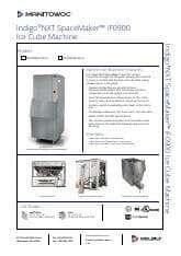 Manitowoc IDF0900W-SPACE MAKER.SpecSheet.pdf