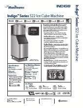 Manitowoc IR-0521W.SpecSheet.pdf