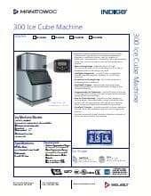 Manitowoc IY-0305W.SpecSheet.pdf