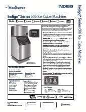 Manitowoc IY-0606A.SpecSheet.pdf