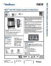 Manitowoc UR-0140A.SpecSheet.pdf