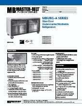 Master-Bilt Products MBURG48A-014.SpecSheet.pdf